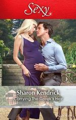 Carrying the Greek's Heir : One Night With Consequences - Sharon Kendrick