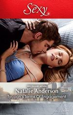 Tycoon's Terms of Engagement : The Men of Manhattan - Natalie Anderson