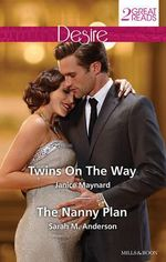 Twins on the Way / The Nanny Plan - Janice Maynard