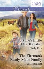 Fortune's Little Heartbreaker / The Fireman's Ready-Made Family : Cherish Duo - Cindy Kirk