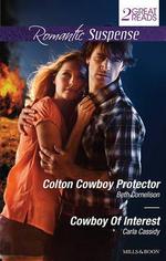 Colton Cowboy Protector/Cowboy of Interest - Beth Cornelison