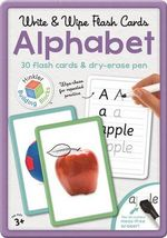 Alphabet Building Blocks Flashcards in Large Tin : Building Blocks