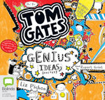 Genius Ideas (Mostly) : Tom Gates #4 - Liz Pichon
