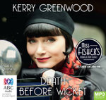 Death Before Wicket - TV Tie-In (MP3) : Phryne Fisher mystery #10 - Kerry Greenwood