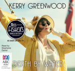 Death by Water - TV Tie-in : Phryne Fisher mystery #15 - Kerry Greenwood
