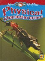 Physical Characteristics - Steve Goldsworthy
