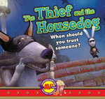 The Thief and the Housedog - Aesop