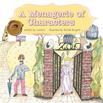 A Menagerie of Characters -  Leonora