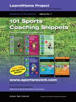 Book 7 : 101 Sports Coaching Snippets: Personal Skills and Fitness Drills - Bert Holcroft