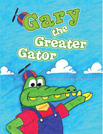 Gary the Greater Gator - Ed.S., Je'Quita Zachary Johnson