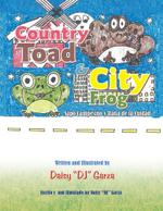 Country Toad & City Frog : Sapo Campesino y Rana de La Cuidad - Daisy