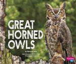 Great Horned Owls : Owls - Melissa Hill