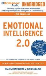 Emotional Intelligence 2.0 - Dr Travis Bradberry