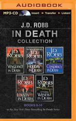J.D. Robb in Death Collection, Books 6-10 : In Death - J D Robb