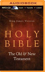 King James Version Holy Bible - The Old and New Testaments - George Vafiadis