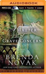 A Matter of Grave Concern - Brenda Novak