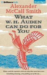 What W. H. Auden Can Do for You - Professor of Medical Law Alexander McCall Smith