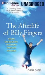 The Afterlife of Billy Fingers : How My Bad-Boy Brother Proved to Me There's Life After Death - Annie Kagan