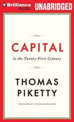 Capital in the Twenty-First Century - Director Thomas Piketty