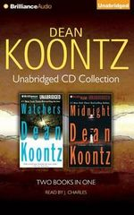 Dean Koontz Unabridged CD Collection : Watchers, Midnight - Dean R Koontz