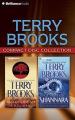 Terry Brooks Collection : Armageddon's Children, the Elves of Cintra - Terry Brooks