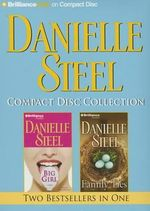 Danielle Steel CD Collection 4 : Big Girl, Family Ties - Danielle Steel