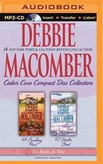 Debbie Macomber Cedar Cove Compact Disc Collection : 44 Cranberry Point/50 Harbor Street - Debbie Macomber