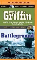 Battleground : Corps (Audio) - W E B Griffin