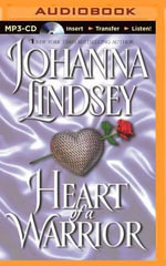 Heart of a Warrior - Johanna Lindsey