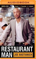 Restaurant Man - Joe Bastianich