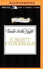 Tender Is the Night - F Scott Fitzgerald