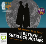 The Return of Sherlock Holmes - Arthur Conan Doyle