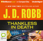 Thankless in Death - J. D. Robb