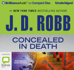 Concealed in Death - J. D. Robb