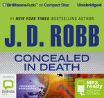 Concealed In Death (MP3) - J. D. Robb