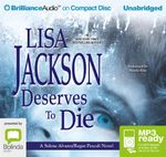 Deserves To Die (MP3) - Lisa Jackson
