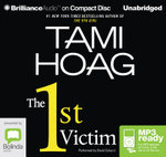 The 1St Victim (MP3) - Tami Hoag