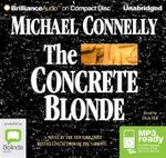The Concrete Blonde (MP3) : Harry Bosch #3 - Michael Connelly