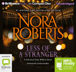 Less Of A Stranger (MP3) - Nora Roberts