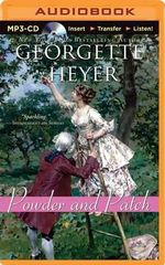 Powder and Patch - Georgette Heyer