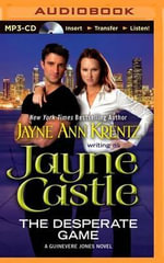 The Desperate Game - Jayne Castle