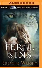Feral Sins : Phoenix Pack - Suzanne Wright