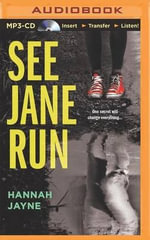 See Jane Run - Hannah Jayne