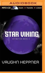 Star Viking : Extinction Wars - Vaughn Heppner