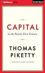 Capital in the Twenty-First Century - Director Thomas Piketty
