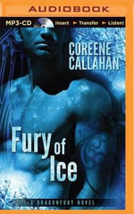 Fury of Ice : Dragonfury - Coreene Callahan