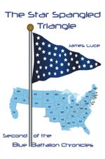 The Star-Spangled Triangle : Second of the Blue Battalion Chronicles - James Luce