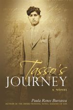 Tasso's Journey : A Novel - Paula Renee Burzawa