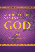 Guide to the Names of God - Dianne M. Haneke Phd