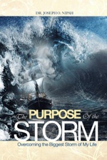 The Purpose of the Storm : Overcoming the Biggest Storm of My Life - Dr Joseph O. Nipah